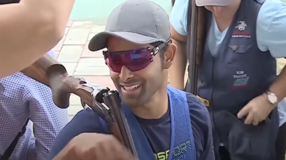 India out of men's skeet shooting; Angad Bajwa places 18th in qualification
