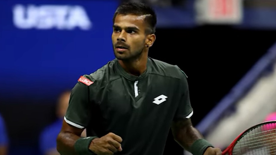 Sumit's run comes to an end as Medvedev clinches victory in straight sets