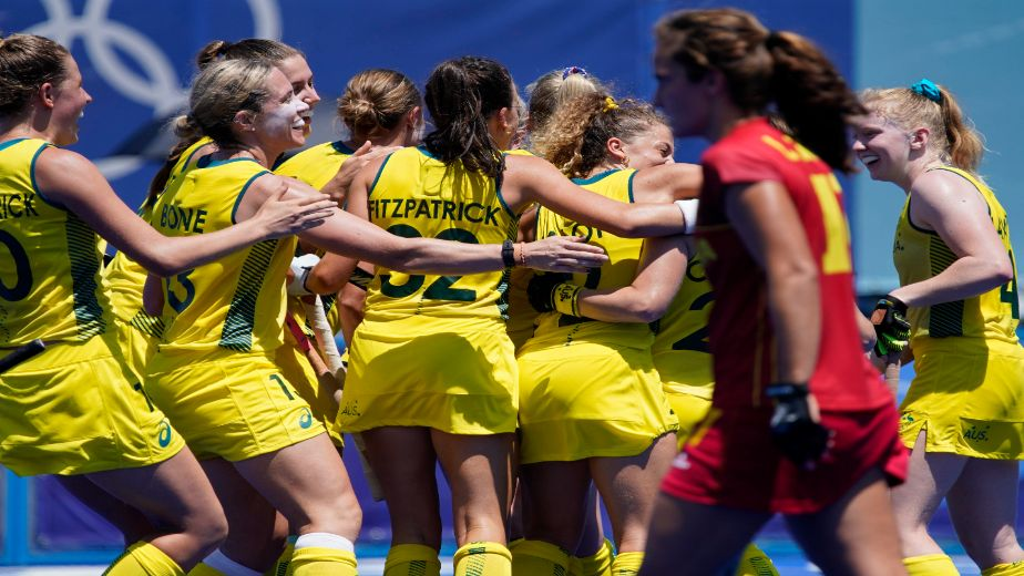 Belgium and Britain sit on top in the Men's field as the Aussies and the Dutch are in good form in the Women's field