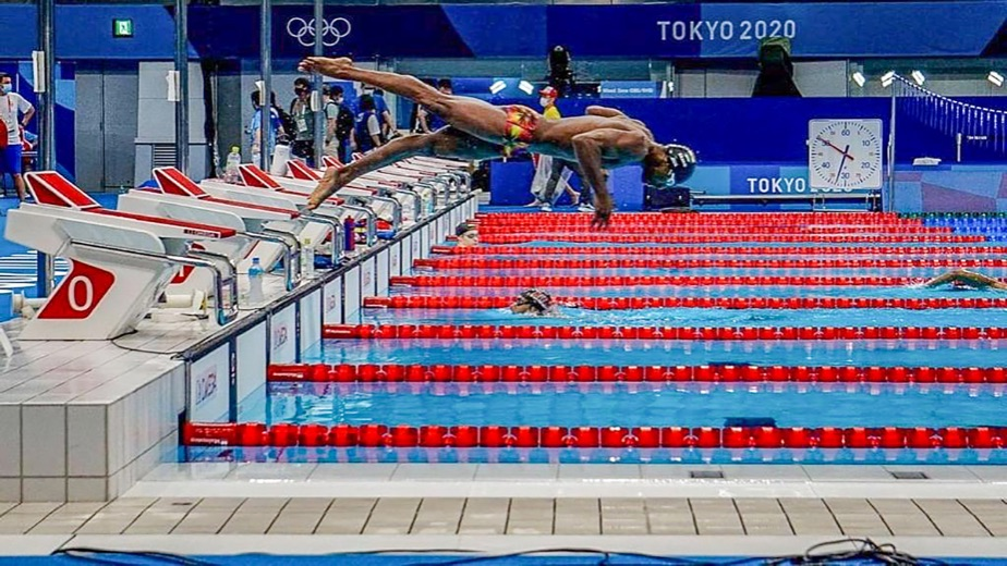 Indian swimmer Sajan Prakash fails to qualify for semifinals at the Tokyo Olympics