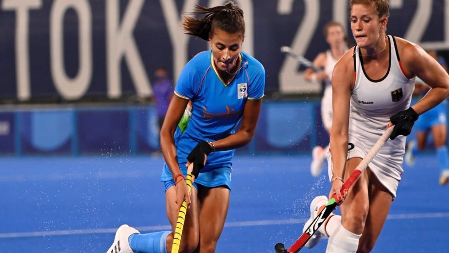 Germany beats India 2-0 in women's hockey at the Tokyo Olympics
