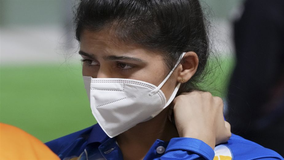 India's Manu Bhaker and Saurabh Chaudhary fail to qualify for medal round in 10m Pistol Mixed Event