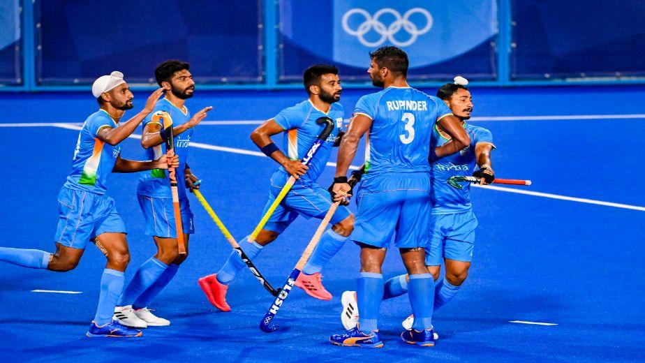 Indian men's hockey team wins 3-0 against Spain