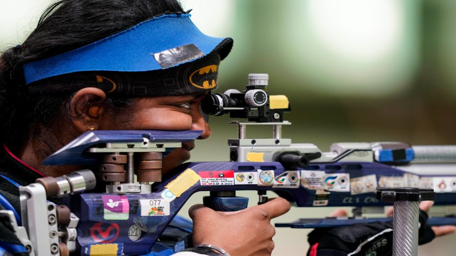 Indian shooters knocked out of Mixed 10m air rifle event
