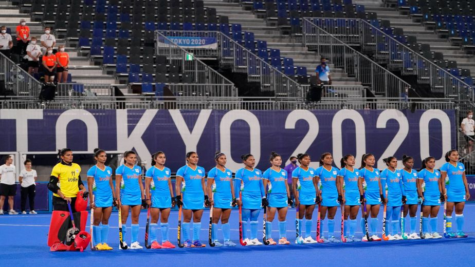 Indian women's hockey team loses 4-1 to Great Britain in Pool A at the Tokyo Olympics