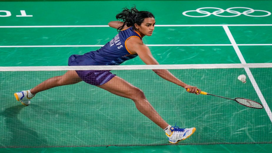 PV Sindhu keeps medal hopes alive with a second victory in Tokyo