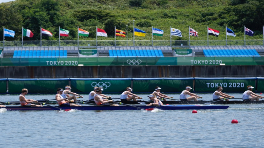 Indian rowing team out of medal race in Tokyo