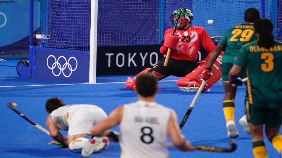 Belgium triumph in goal-fest against valiant South Africa in Tokyo