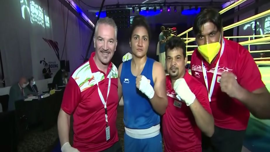 Indian women boxers continue to flourish as Pooja Rani records victory in Tokyo