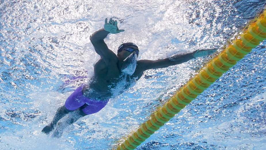 Indian swimming competition ends as Sajan exits in 100m Butterfly