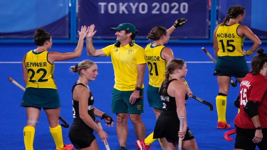 Netherlands & Australia women's hockey teams maintain unbeaten form at the Tokyo Olympics