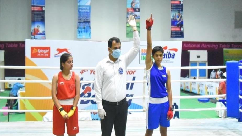 Mahi Raghav reaches final at 4th Junior Girls National Boxing Championship