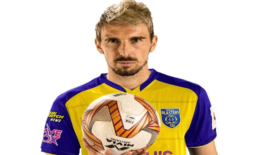 Bosnian defender Enes Sipovi signed by Kerala Blasters FC