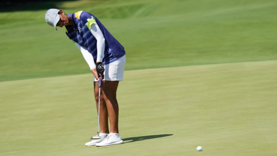 Golfer Aditi Ashok impresses by placing 2nd amongst big names