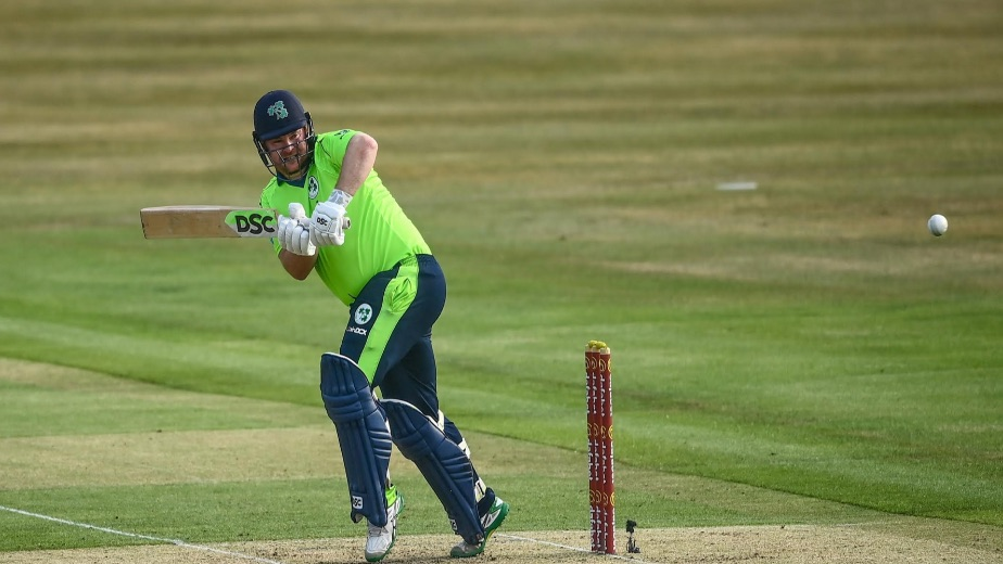 Ireland's Paul Stirling to join The Hundred party