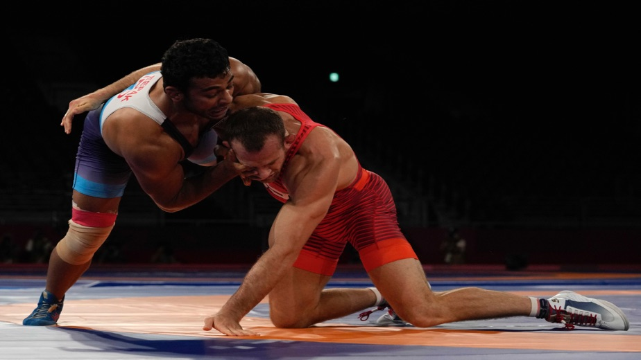 Deepak Punia loses fight for Bronze in the final 10 seconds