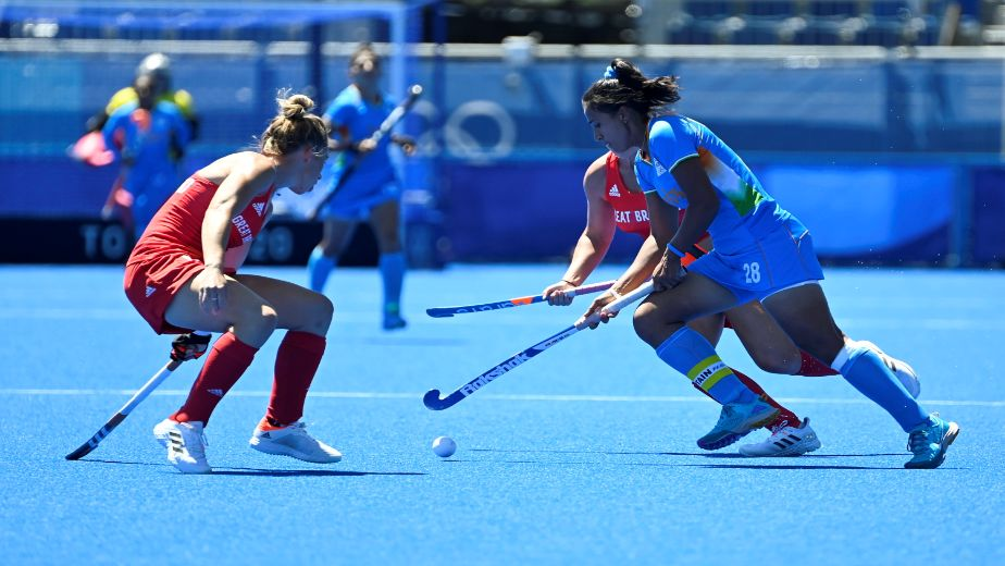 Heartbreak for Indian women's hockey team as Great Britain emerge victorious in a 7 Goal thriller
