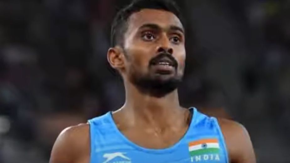 India break Asian record, but fall out of the running for Men's 4x400m relay