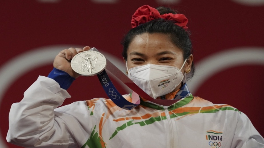 Mirabai Chanu an inspiration for the future generations to come