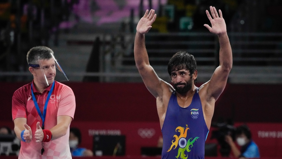 Exploring the life of India's pioneering wrestler Bajrang Punia and his meteoric journey to the very top