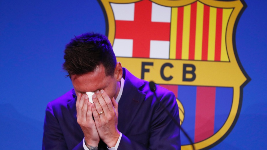 Why F.C Barcelona's problems lie deeper than Lionel Messi's departure