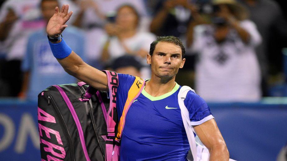 Injured Rafael Nadal pulls of Toronto Open, as Novak Djokovic withdraws from Cincinnati Masters