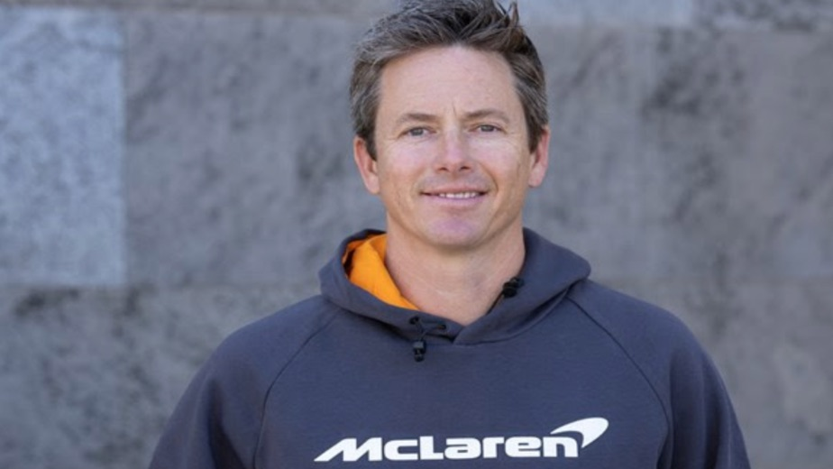 World record holder Tanner Foust excited to race for Mclaren Extreme next next year