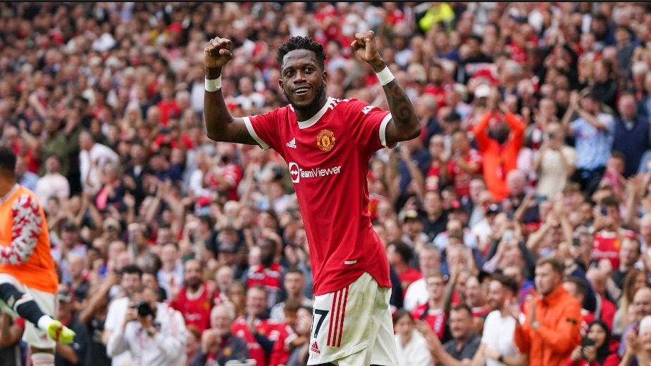 Manchester United run riot as Spurs, Chelsea and Liverpool clinch 3 points in opening Premier League weekend