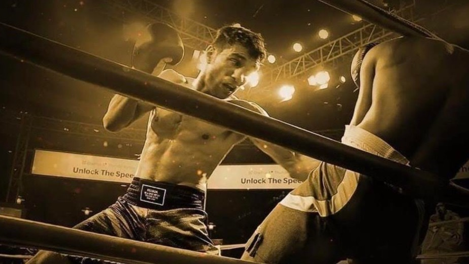 In the ring you face your opponent just like facing problems in life - Indian boxer Akashdeep Singh