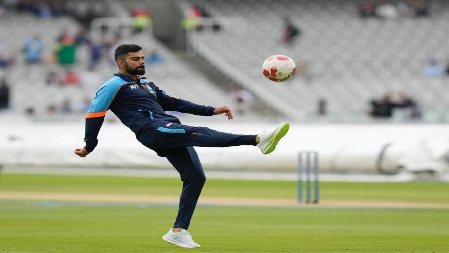Kohli celebrates 13 years in International cricket as records wait to get toppled