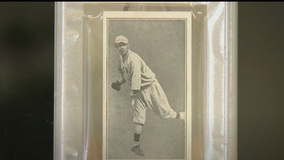 How baseball cards shaped America's sporting culture