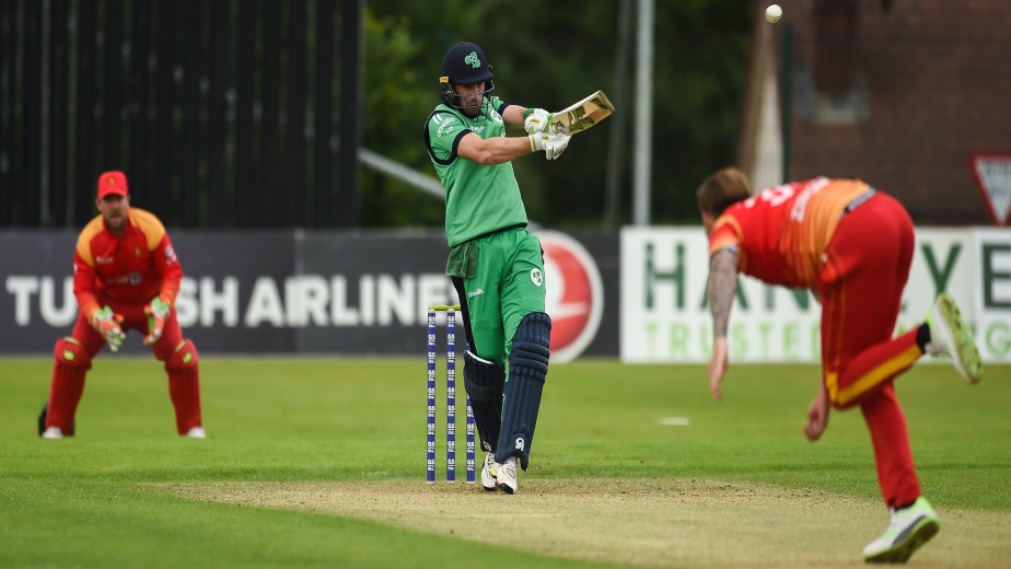 Zimbabwe announce their squad for the Ireland series