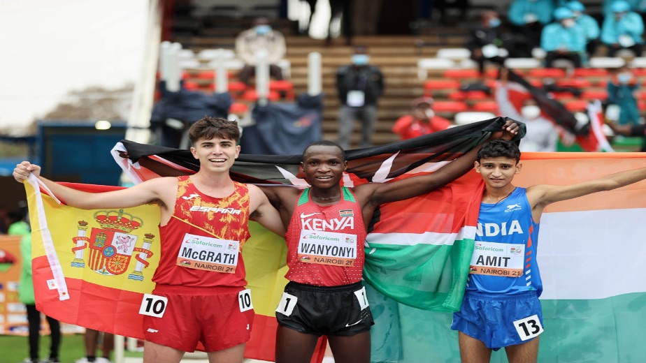 India's young stars set the stage alight at the 2021 World Athletics U20 Championships