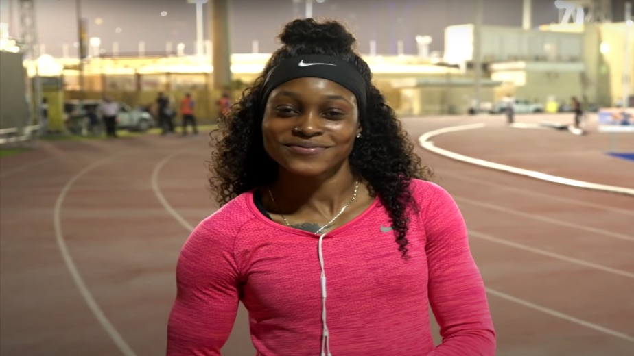 Elaine Thompson inches closer to record breaking time in Women's 100m