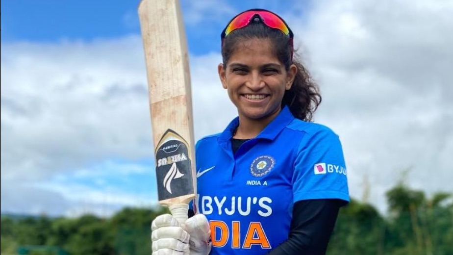 Opportunities aplenty for aspiring female cricketers post evolution of the game - India A all rounder Tejal Hasabnis