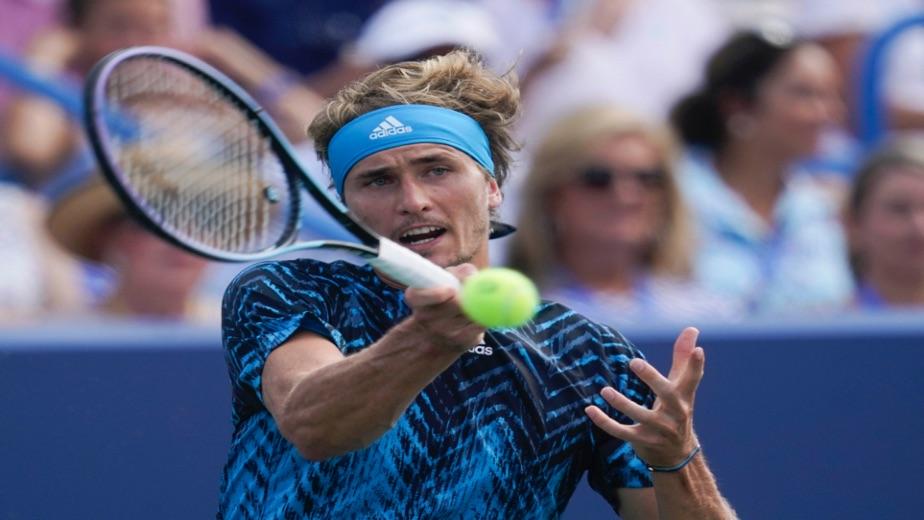 Alexander Zverev waiting to halt Novak Djokovic from a historic Grand Slam victory