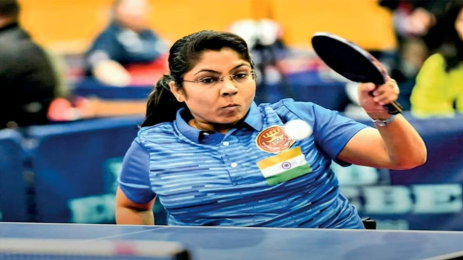 Bhavina Patel falls to Zhou Ying in table tennis at the Tokyo Paralympics