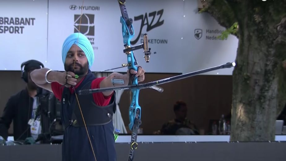 Vivek Chikara finishes in top 10 as Harvinder Singh struggles in Men's Archery at the Tokyo Paralympics