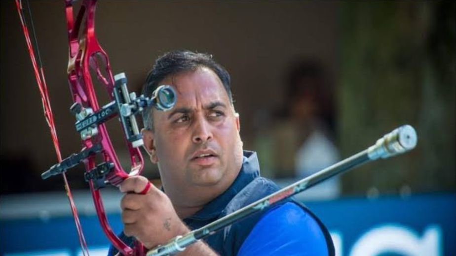 Rakesh Kumar finishes third in the Men's Compound Archery in the Paralympics