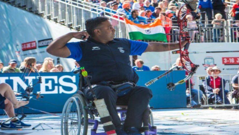 Indian archer Rakesh Kumar defeated Hong Kong's Ka Chuen Ngai 144-131 at the Tokyo Paralympics