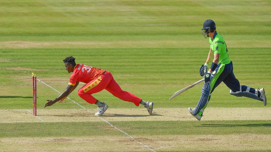 Zimbabwe bowlers keep Ireland batsmen in check for victory in the 1st T20I