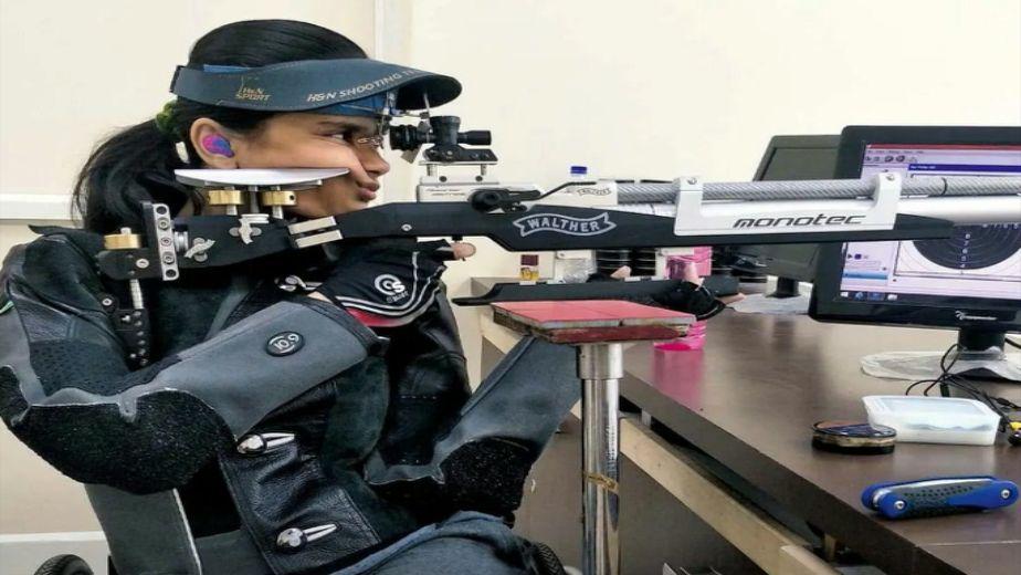 Shooter Avani Lekhara wins India's first gold medal at the Tokyo Paralympics
