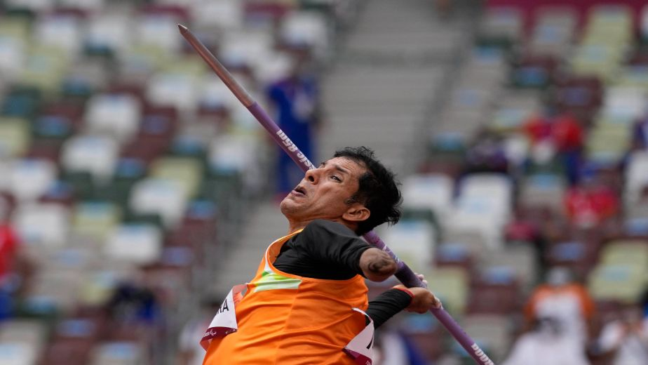 Devendra Jhajharia and Sundar Singh Gurjar put up a show in Men's Javelin Throw, 7 medals so far for India