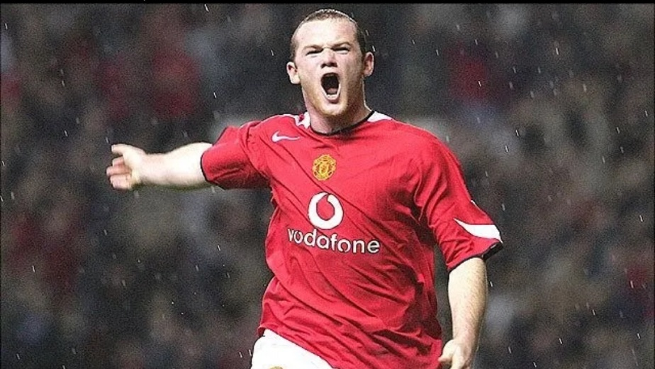 17 years since Manchester United signed an 18-year-old Wayne Rooney from Everton