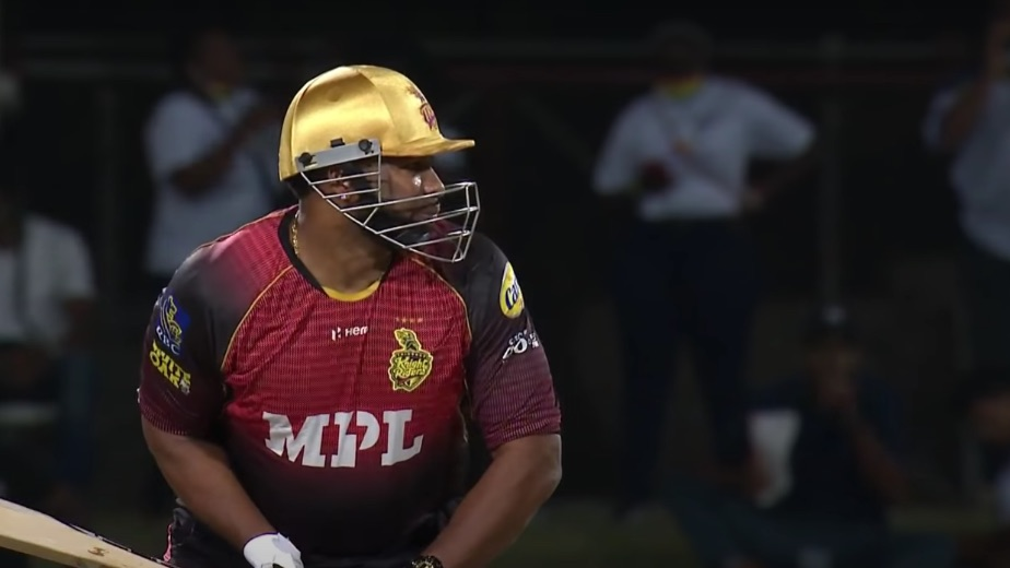 Trinbago Knight Riders looking for a record fifth title, Guyana Amazon Warriors start with a historic victory