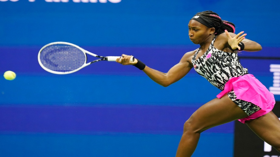 Rain takes centre stage in the US Open as matches get delayed, Cori Gauff loses to Sloane Stephens