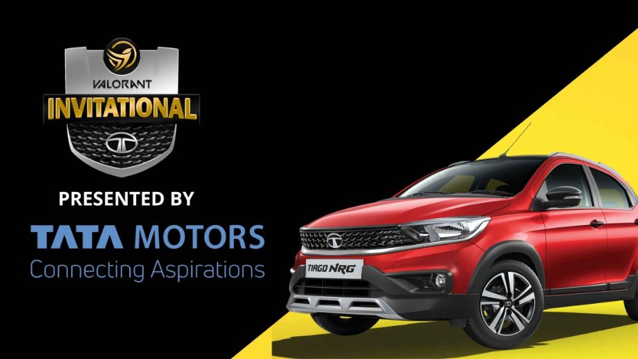 Yuvin Esports announce Tata Motors as title sponsors for Yuvin Valorant Invitational tournament