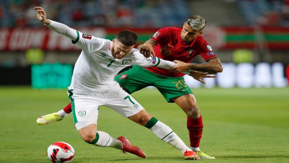 Ronaldo magic sinks Irish hearts, France held by Bosnia and Herzegovina