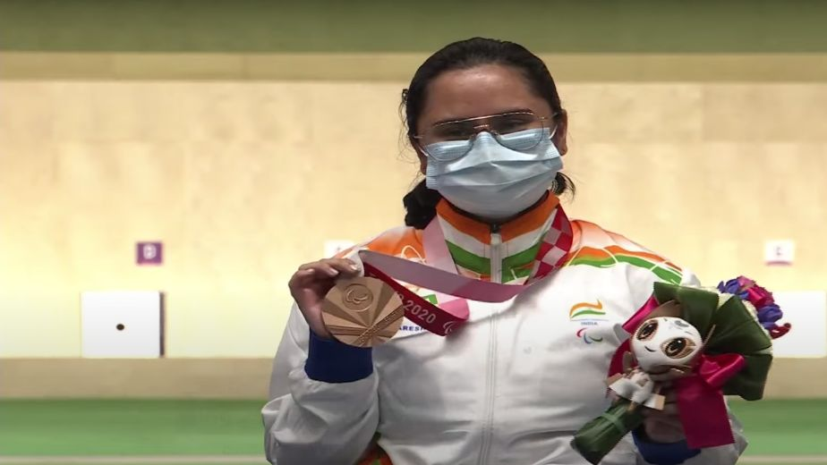 Avani Lekhara wins her second medal in Shooting at the Tokyo Paralympics