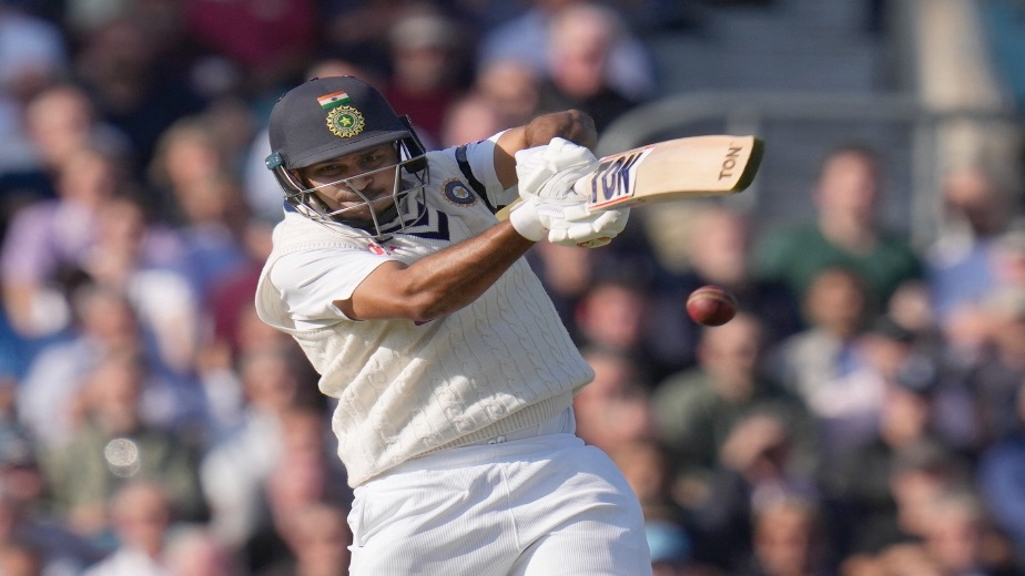Indian bowlers pick up early wickets after Shadrul's quickfire fifty rescues innings post another batting collapse on day 1